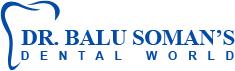Balu soman's dental world | logo